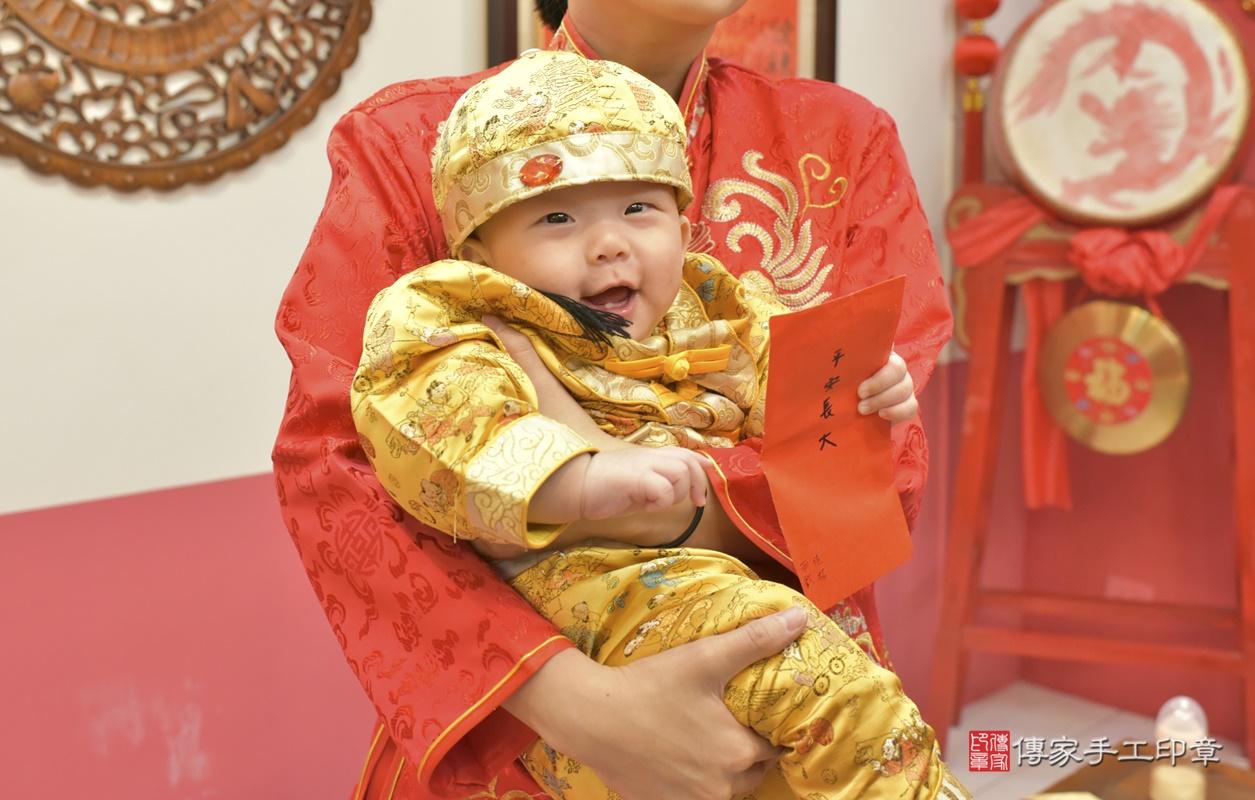 台中市北區白寶寶古禮收涎祝福活動。2020.12.19 照片19