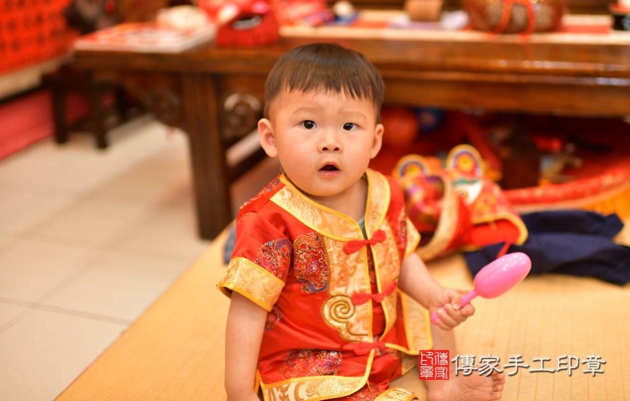 鳳山區許寶寶古禮抓周:周歲抓周活動和儀式,一切圓滿。照片5