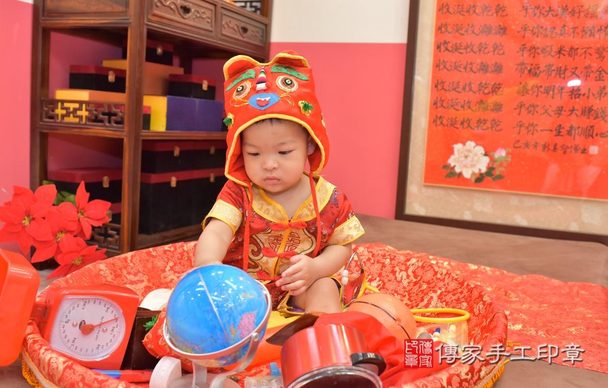 台中市北區游寶寶古禮抓周祝福活動。2021.03.01 照片14