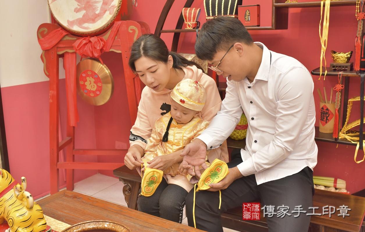 台中市北區林寶寶古禮抓周祝福活動。2021.03.03 照片6