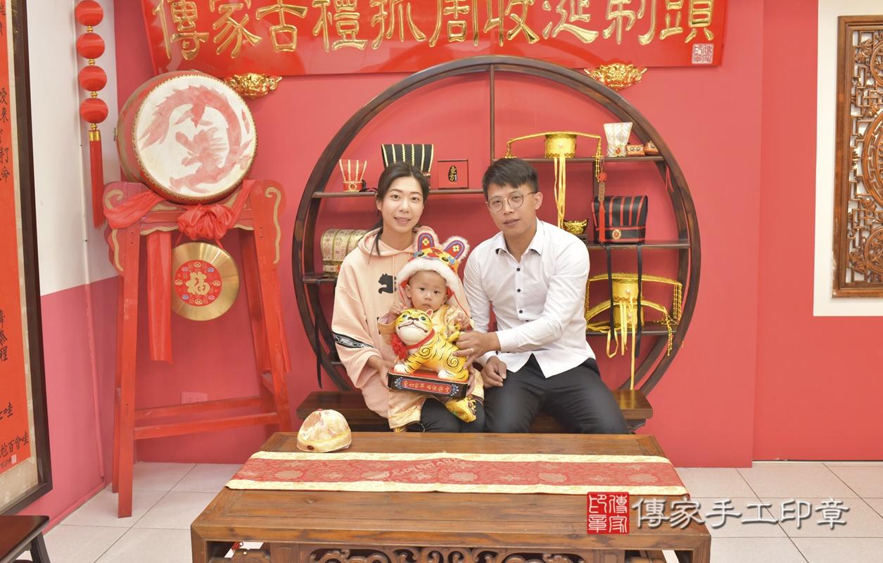 台中市北區林寶寶古禮抓周祝福活動。2021.03.03 照片10