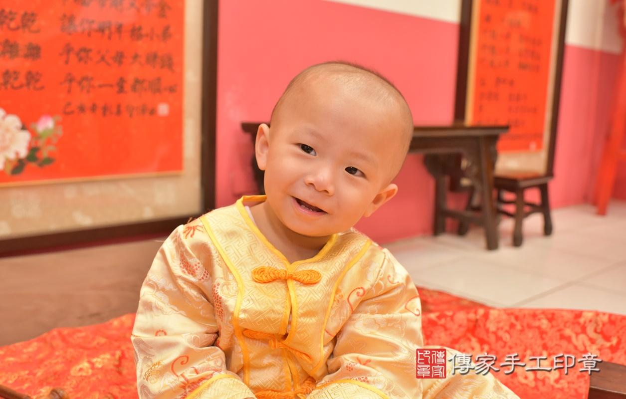 台中市北區林寶寶古禮抓周祝福活動。2021.03.03 照片12