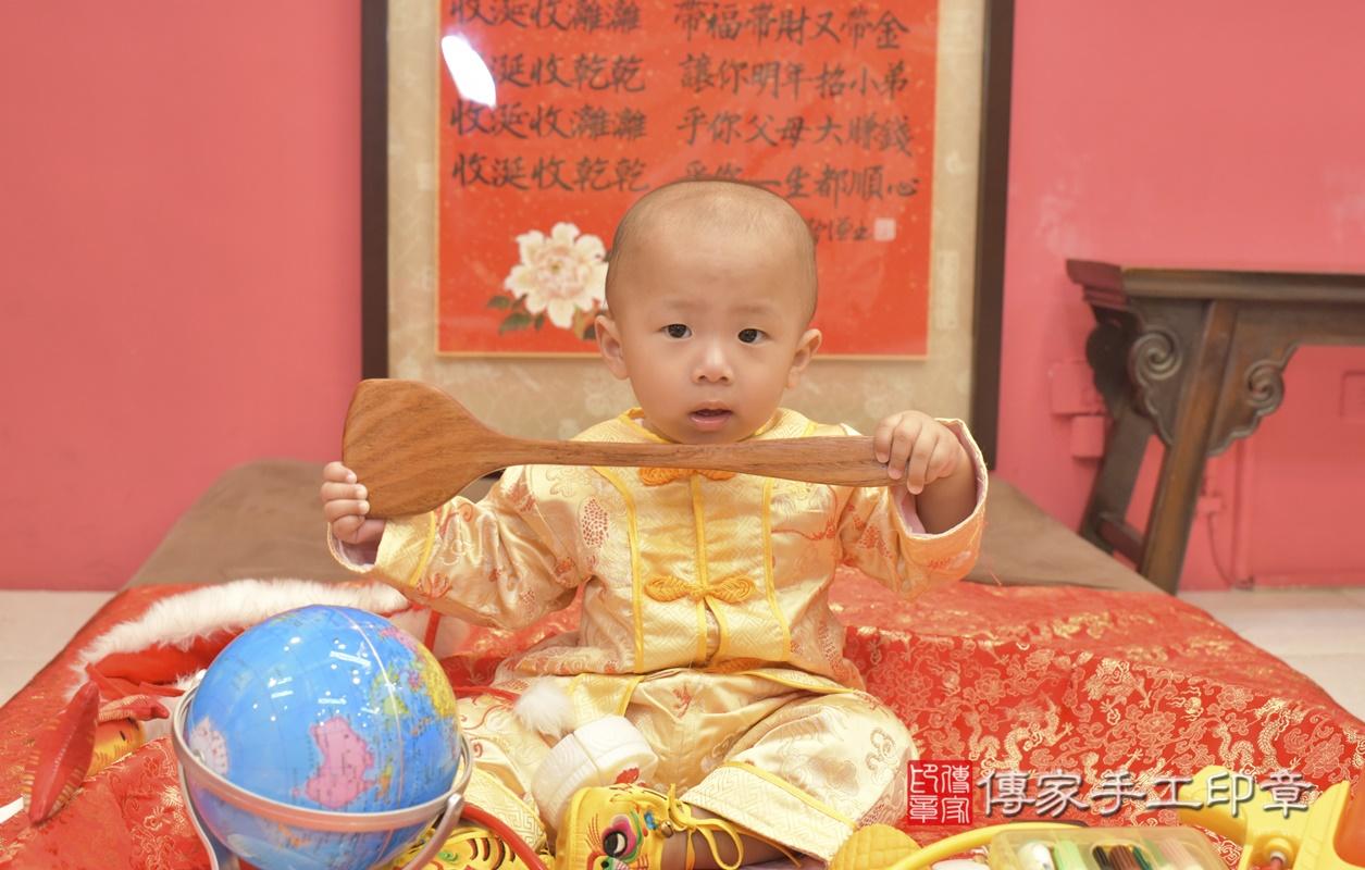 台中市北區林寶寶古禮抓周祝福活動。2021.03.03 照片13