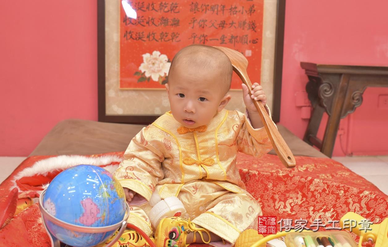 台中市北區林寶寶古禮抓周祝福活動。2021.03.03 照片14
