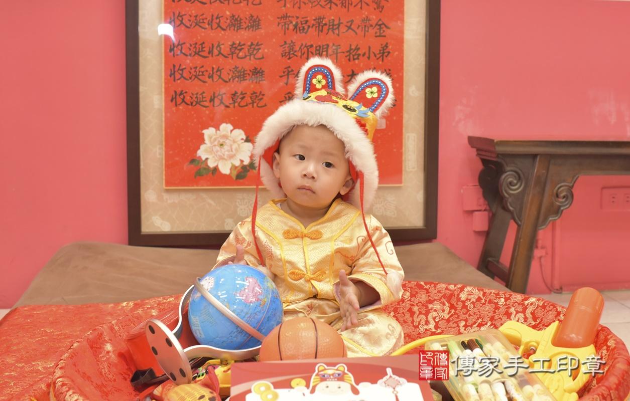 台中市北區林寶寶古禮抓周祝福活動。2021.03.03 照片15