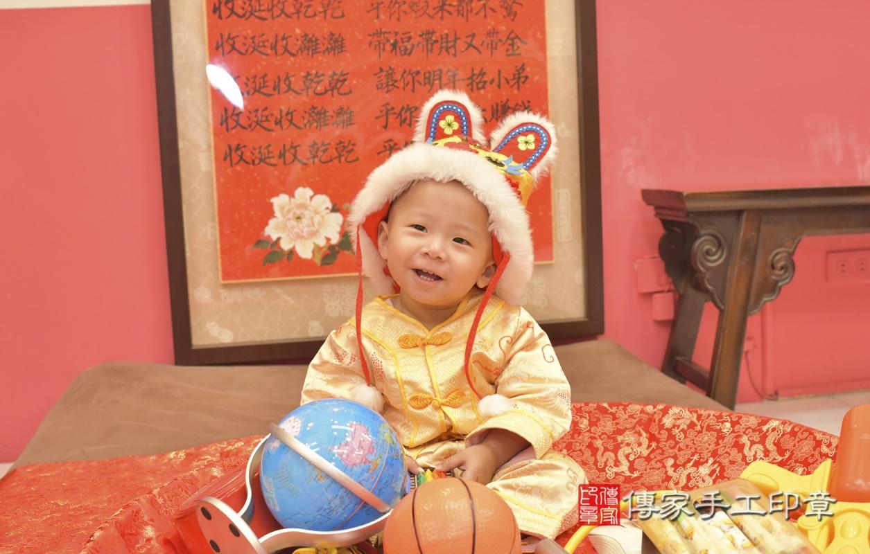 台中市北區林寶寶古禮抓周祝福活動。2021.03.03 照片16