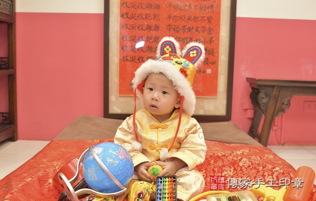 台中市北區林寶寶古禮抓周祝福活動。2021.03.03 照片17