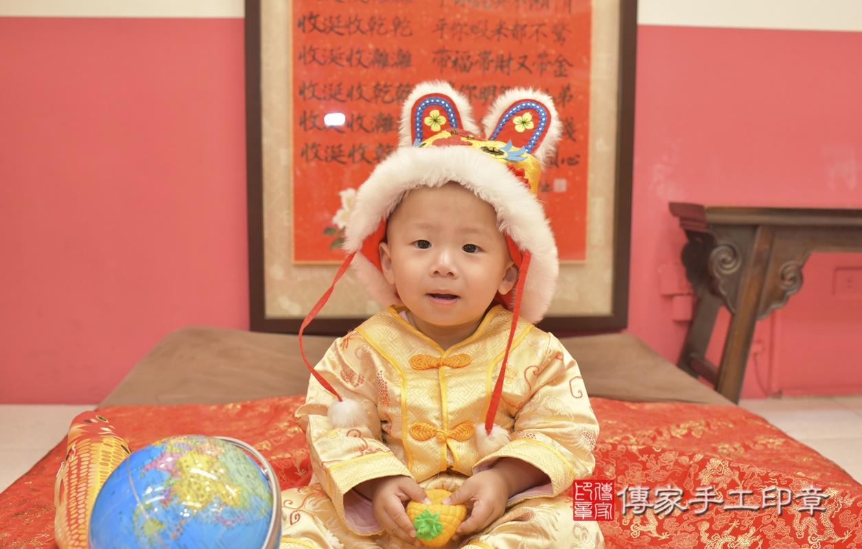 台中市北區林寶寶古禮抓周祝福活動。2021.03.03 照片18