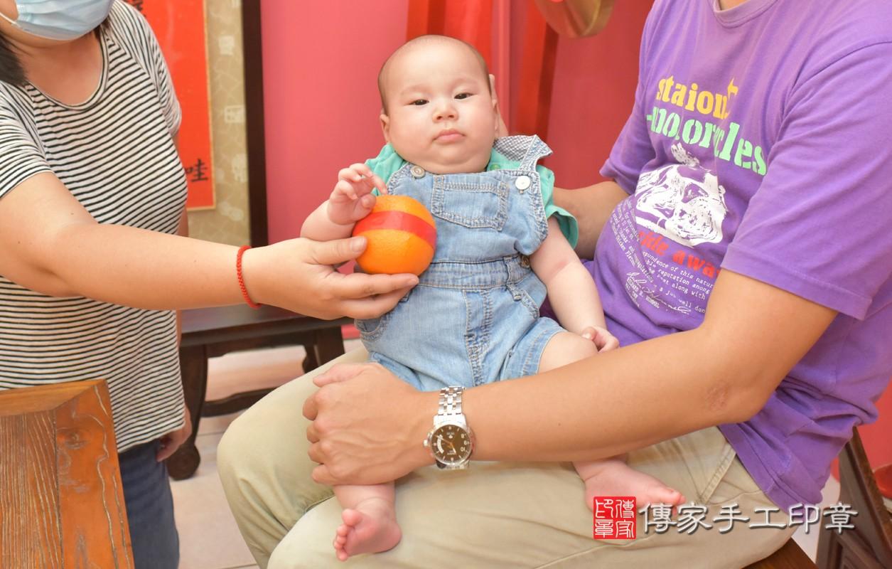 台中北區賴寶寶剃頭