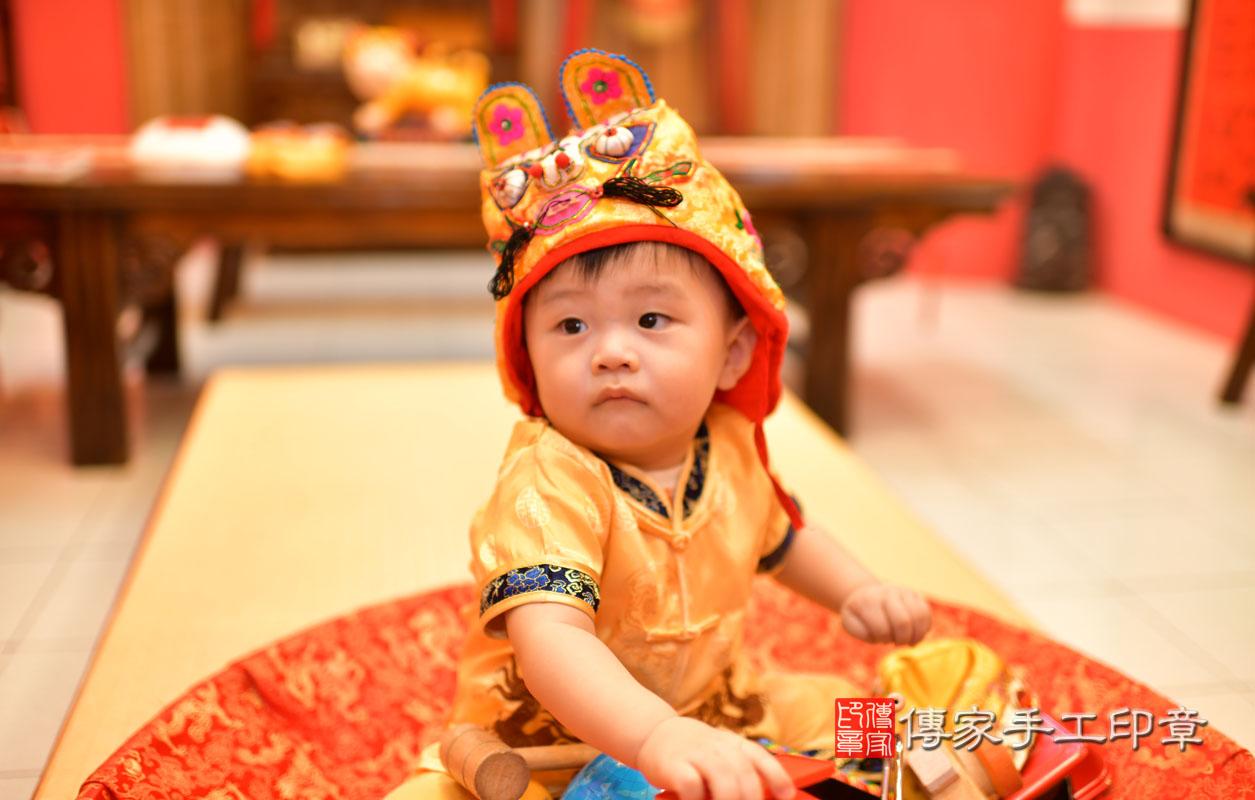 陳寶寶周歲抓周活動和儀式,一切圓滿