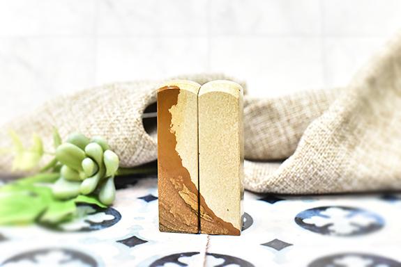 全手工噴砂印章:圖畫石開運印章實際成品、印章作品分享、圖畫石印章材質介紹。傳家印章台北店。照片1