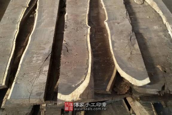 ★ 黑檀木的原木照片8