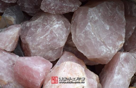 ★ 粉晶的原礦照片8