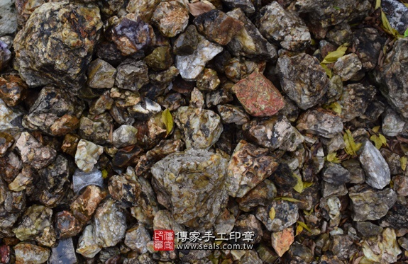 ★ 閃光石的原礦照片圖片1