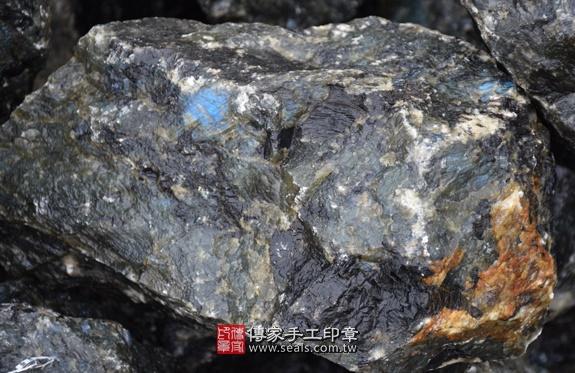★ 閃光石的原礦照片圖片2
