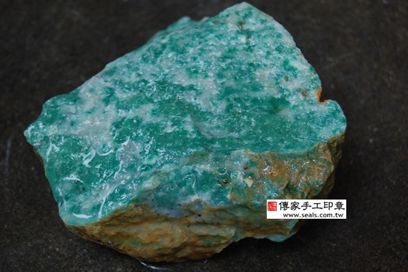 ★    青海玉的原礦照片 8