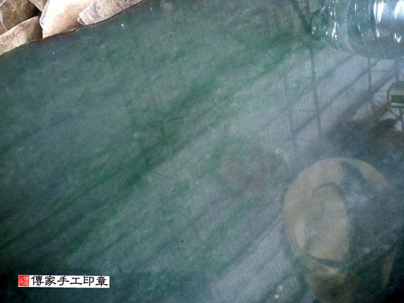★ 翡翠的原礦照片 20