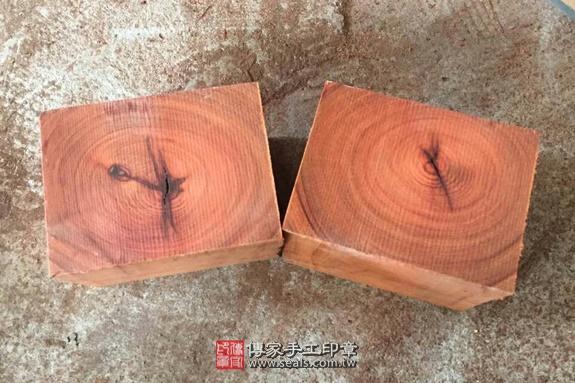 雞血紅木的原木照片12