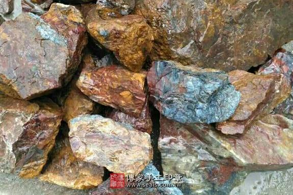 ★ 閃光石的原礦照片圖片6